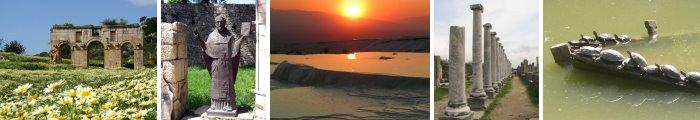 biblische reisen zypern